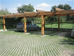 1 reservierter Parkplatz
